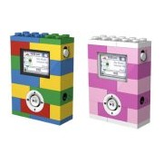 Pink Color MP3 Player 2GB LEGO® (japan import)