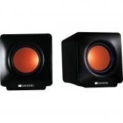 Boxe CNE-CSP201, 2.0, 6W, Negru