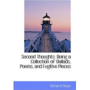 Second Thoughts by Richard Down