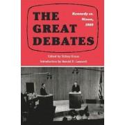 The Great Debates 1960: Kennedy Versus Nixon by Sidney Kraus