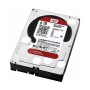 """HDD 3.5"""" 6TB 5400RPM 64M SATA3 NASWARE RED"""