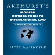 A Modern Introduction to International Law by Michael Akehurst