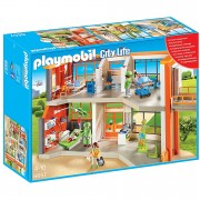 Playmobil City Life: Compleet ingericht kinderziekenhuis (6657)