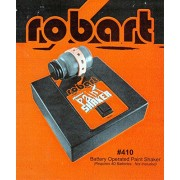 Robart Manufacturing Paint Shaker, Battery Powered
