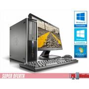 "Kit Calculator HP 6005 Procesor AMD Athlon II X2, 2 GB DDR3, HDD 160 GB + Monitor 22"" Grad B Mouse si Tastatura Gratuit"