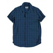 Jack & Jones Chess Shirt Imperial Blue Rutig Herrskjorta