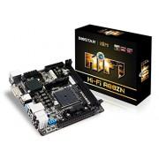 Biostar HI-FI A880ZN-Scheda madre Socket A88 x, FM2, DDR3, VGA, 3D-Sound)