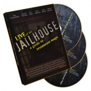 Live At the Jailhouse - A Guide to Restaurant Magic (3 DVD Set)