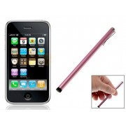Pennino Penna Touch Screen per iPhone Rosa