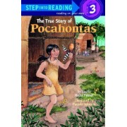 True Story of Pocahontas by Lucille Recht Penner