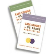 Case Studies in US Trade Negotiation: WITH Study Guide v. 1-2 by Charan Devereaux