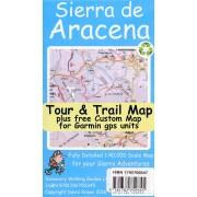 Wandelkaart Tour & Trail Sierra de Aracena | Discovery Walking