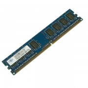 Ram Barrette Mémoire NANYA 1GB DDR2 PC2-6400U NT1GT64U88D0BY-AD Pc Bureau