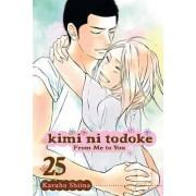 Kimi ni Todoke: From Me to You, Vol. 25 by Karuho Shiina
