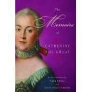 Memoirs of Catherine the Great by Hilde Hoogenboom