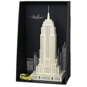 nanoblocks Pn122 Pn - Empire State Building Kit