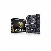 Tarjeta Madre GIGABYTE GA-H110M-H 2xDDR4 PCIE USB3 HDMI Socket 1151-Negro