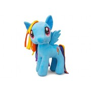 "My Little Pony Friendship Is Magic 11"" Plush Figure Rainbow Dash"