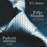 Fifty Shades of Grey: Padesát odstínů šedi (audiokniha)(E L James)