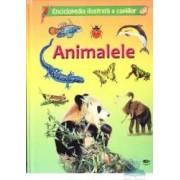 Animalele - Enciclopedia ilustrata a copiilor