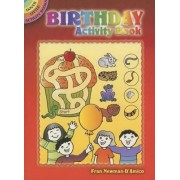 Birthday Activity Book by Fran Newman-D'Amico