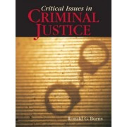 Critical Issues in Criminal Justice: Annual Edition by Chip Burns