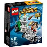 Mighty Micros: Wonder Woman vs Doomsday Lego