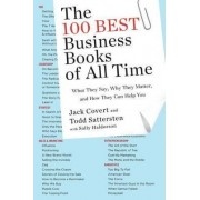 The 100 Best Business Books of All Time by Jack Covert