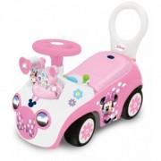 Kiddieland Minnie Mouse Masinuta fara pedale Interactiv
