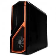 Carcasa NZXT Phantom 410 Black/Orange Special Edition