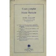 Cours Complet De Dictee Musicale - 200 Dictees Musicales Progressives A 1 Partie - 1° Recueil: 100 Dictees Tres Faciles A Moyenne Difficulte.