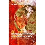 Sustainable Development in a Globalized World: v. 1 by Bjorn Hettne