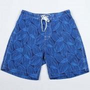 Trunks Surf & Swim Leaves Print Hybrid Swami Boardshorts Beachwear TS002P