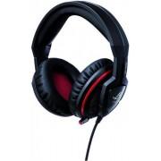 Casti Gaming cu Microfon Orion (Negru/Rosu)