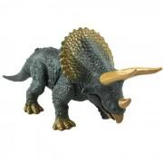 Rayo infrarrojo de control remoto Simulacion Triceratops modelo de juguete - verde