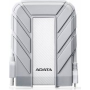 HDD Extern Adata DashDrive Durable HD710A 2TB 2.5 inch USB 3.0 Alb pentru MAC