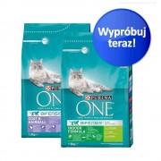 Purina One Mieszany zestaw próbny Purina ONE - Sensitive + Urinary Care, 2 x 800 g