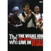 Who - Vegas Job (0025493165296) (1 DVD)