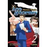 Phoenix Wright: Ace Attorney, Volume 2 by Kenji Kuroda