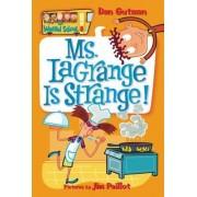Ms Lagrange is Strange by Dan Gutman