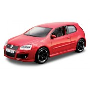 Bburago 18-43005 Street Fire VW Golf GTI Edition 30 - Modellino in scala 1:32