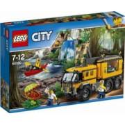 LEGO CITY - JUNGLA: LABORATOR MOBIL 60160