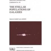 Stellar Populations of Galaxies by B. Barbuy