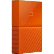 HDD extern WD My Passport New 2TB USB 3.0 2.5 inch Orange