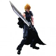 Square Enix Final Fantasy: Advent Children: Cloud Strife Play Arts Kai Action Figure