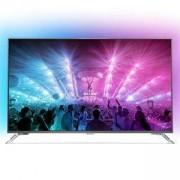 Телевизор Philips 55 инча, 7000 series, 4K ултратънък телевизор, работещ с Android TV 55PUS7101/12
