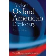 Pocket Oxford American Dictionary by Oxford University Press