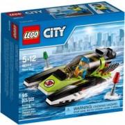 LEGO® City Barcă de curse 60114