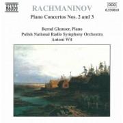 S. Rachmaninov - Piano Concertos 2&3 (0730099581028) (1 CD)