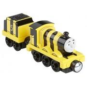 Thomas & Friends - Take-N-Play - Busy Bee James - Die-Cast Locomotora carro
